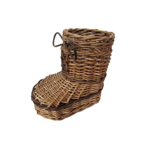 Ботинок плетенный №4 280р