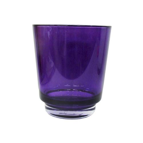 Ваза стекл. (Н=17см) __р (ф.1197)