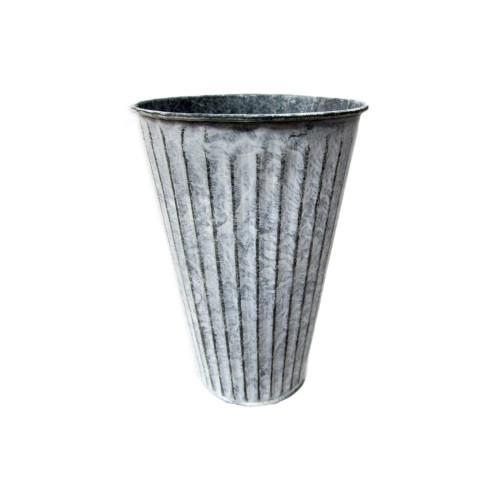 Кашпо (металл) 210р