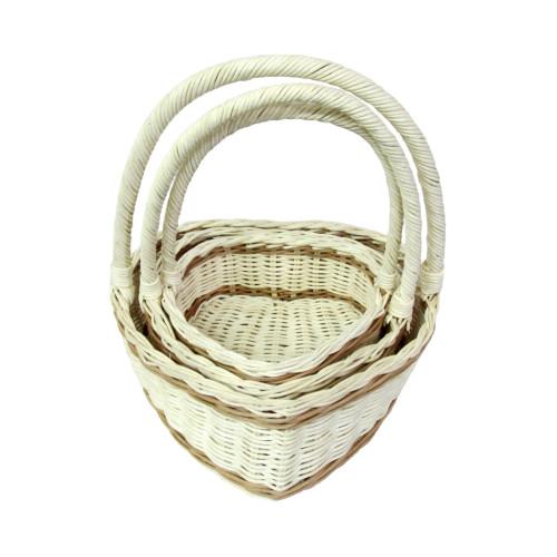 Корзины плетенные №8(набор из 3шт) 350р