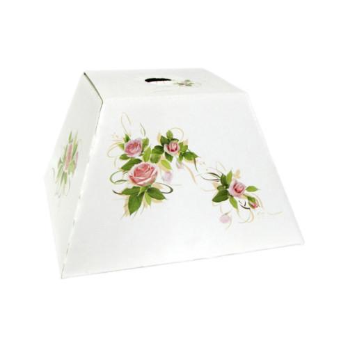 Короб для букета цветов 130 руб