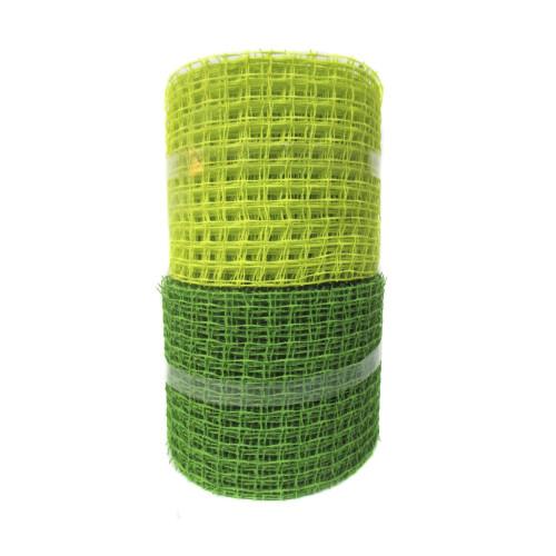 Лента-сетка декоративная (10см х 10м) 160 руб.шт