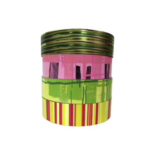 Лента флористическая полипропиленовая (3см х 50м) 120 руб.шт