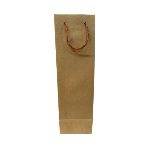 Пакет подарочный для бутылки №3 15 руб