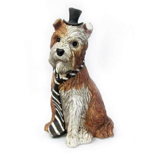 Фигурка собаки (полистон) 930 руб