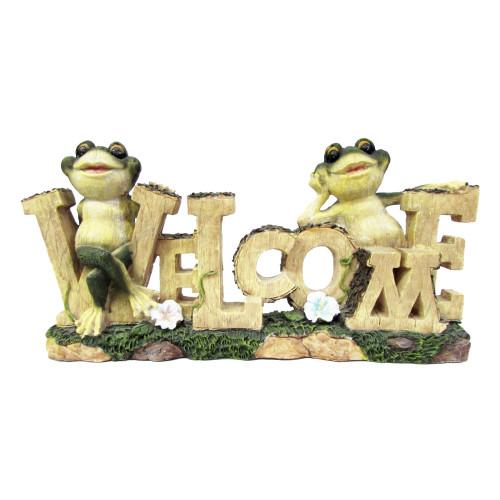 Фигурка Welcome (полистон) 1200 руб