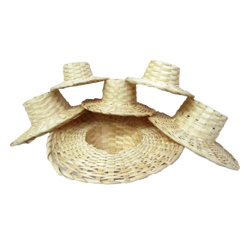 Шляпа плетенная (7шт) 240р
