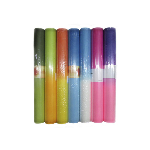 Фетр двухцветный (50см х 10м) 200 руб.шт